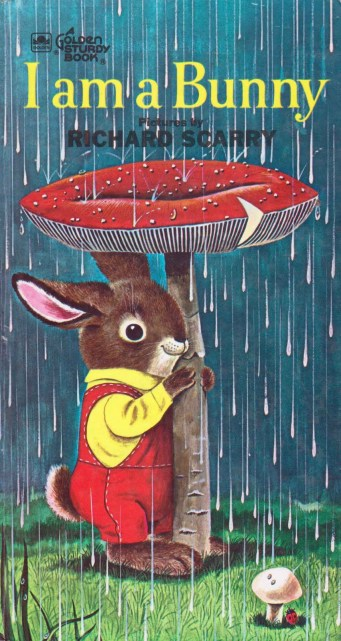 Image result for i am bunny richard scarry
